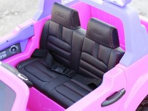 Masinuta electrica Ford Ranger 4x4 180W DELUXE #Roz6