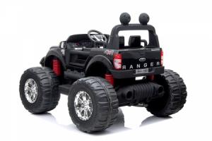 Kinderauto FORD MONSTER 4x4 PREMIUM 4x45W #Negru3