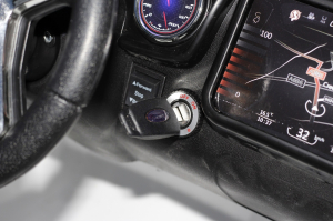 Masinuta electrica Ford Ranger F650 POLICE STANDARD 2x 35W 12V #Alb7