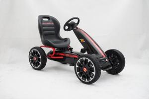 Kinderauto GO Kart cu pedale de la Fiat Abarth #Negru1
