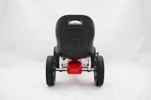 Kinderauto GO Kart cu pedale de la Fiat Abarth #Rosu2