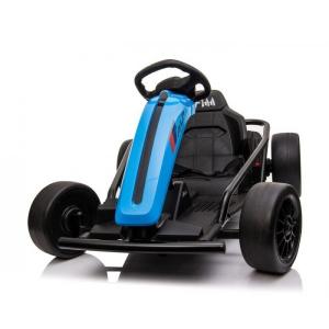 Kinderauto Go Kart electric SX1968 500W 24V CU ROTI MOI #Albastru2