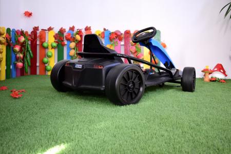 Kart electric copii 3-11 ani SX1968, albastru, 500W [4]