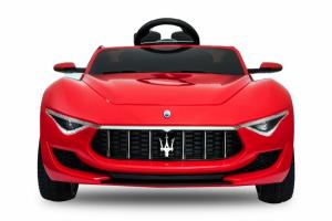 Masinuta electrica Maserati Alfieri STANDARD 12V 2x35W #Rosu0