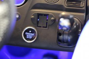 Masinuta electrica Maserati Levante 2x35W PREMIUM #Albastru10