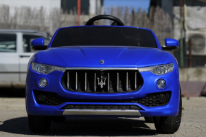 Masinuta electrica Maserati Levante 2x35W PREMIUM #Albastru1