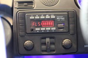 Masinuta electrica Maserati Levante 2x35W PREMIUM #Albastru9