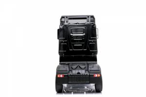 Kinderauto Mercedes ACTROS 4x4 PREMIUM 4x45W #Negru1