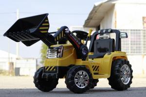 Excavator electric ZP1005 V12 STANDARD #Galben1