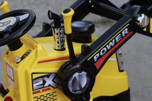 Excavator electric ZP1005 V12 STANDARD #Galben3