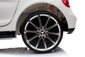 Masinuta electrica Mercedes GLA 45 2x30W STANDARD #Alb5