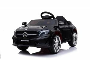 Kinderauto Mercedes GLA 45 2x30W STANDARD #Negru2