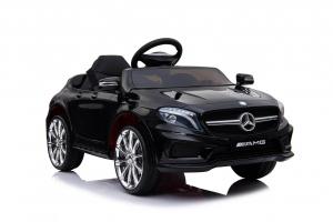 Kinderauto Mercedes GLA 45 2x30W STANDARD #Negru6