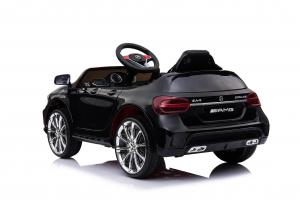 Kinderauto Mercedes GLA 45 2x30W STANDARD #Negru3