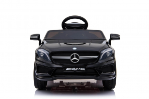 Kinderauto Mercedes GLA 45 2x30W STANDARD #Negru1