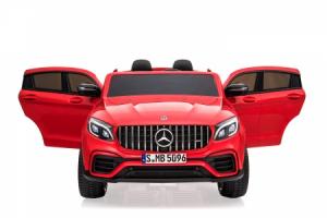 Masinuta electrica Mercedes GLC63s AMG 4x4 STANDARD #Rosu0