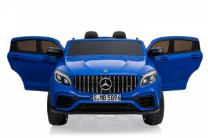 Masinuta electrica Mercedes GLC63s AMG 4x4 180W PREMIUM #Albastru0