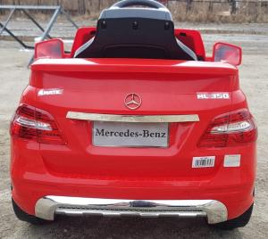 Kinderauto Mercedes ML350 STANDARD 1x25W #Rosu8