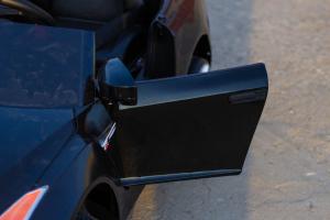 Masinuta electrica Nissan GTR R35 STANDARD 2x 35W 12V #Negru2