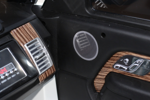 Masinuta electrica Range Rover Vogue HSE STANDARD  #ALB4