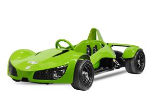 Masinuta electrica RAZER GT 48V 1000W cu 2 viteze #Verde1