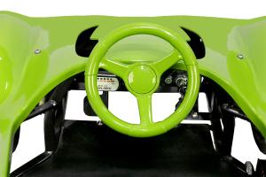 Masinuta electrica RAZER GT 48V 1000W cu 2 viteze #Verde6
