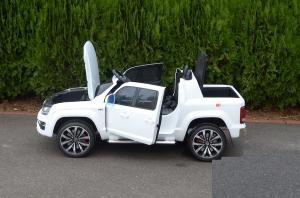 Kinderauto VW Amarok Pickup PREMIUM #ALB3
