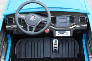 Masinuta electrica VW Amarok Pickup PREMIUM #Albastru10