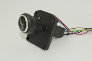 Maneta schimbator directie pentru masinuta electrica1