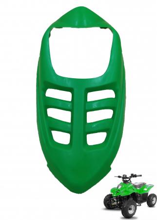 Masca far pentru atv electric bigfoot culoare verde0