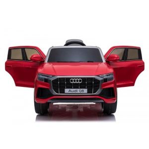 Masinuta electrica Audi Q8 STANDARD 12V #Rosu6