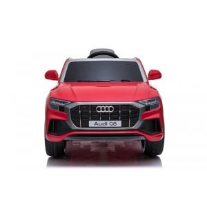 Masinuta electrica Audi Q8 STANDARD 12V #Rosu1