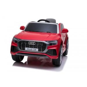 Masinuta electrica Audi Q8 STANDARD 12V #Rosu [2]