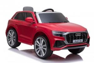 Masinuta electrica Audi Q8 STANDARD 12V #Rosu [0]