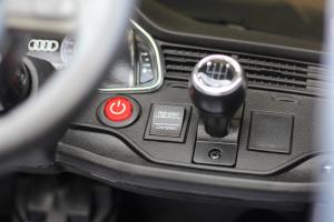 Masinuta electrica Audi Q8 STANDARD 12V #Negru9