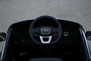 Masinuta electrica Audi Q8 STANDARD 12V #Negru7