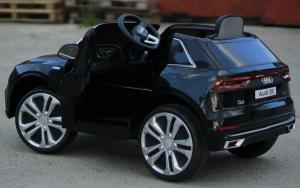 Masinuta electrica Audi Q8 STANDARD 12V #Negru6