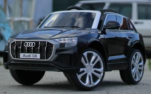 Masinuta electrica Audi Q8 STANDARD 12V #Negru3