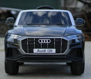 Masinuta electrica Audi Q8 STANDARD 12V #Negru1