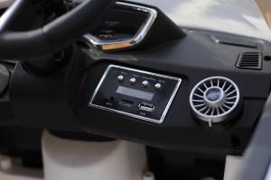 Masinuta electrica Audi TTS 2x 30W 12V PREMIUM #Alb4