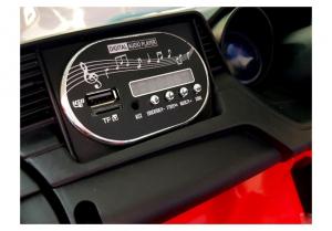 Masinuta electrica BBH-718A PREMIUM #Rosu2