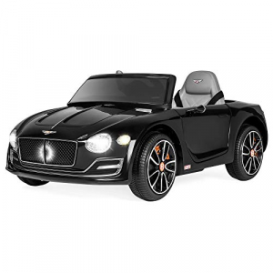 Masinuta electrica Bentley EXP12 PREMIUM #Negru0