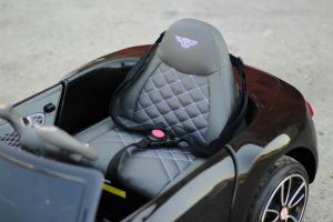 Masinuta electrica Bentley EXP12 PREMIUM #Negru4