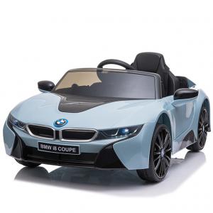 Masinuta electrica BMW i8 Coupe STANDARD #Albastru0