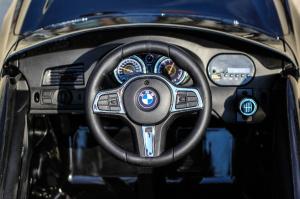 Masinuta electrica Bmw Seria 6 GT 12V PREMIUM #Negru7