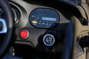 Masinuta electrica Bmw Seria 6 GT 12V PREMIUM #Negru8