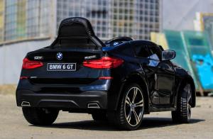 Masinuta electrica Bmw Seria 6 GT 12V PREMIUM #Negru4