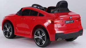 Masinuta electrica Bmw Seria 6 GT 60W 12V STANDARD #Rosu [3]