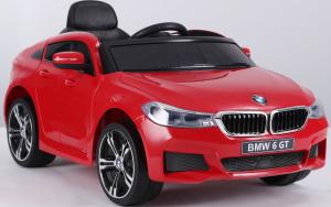 Masinuta electrica Bmw Seria 6 GT 60W 12V STANDARD #Rosu [1]