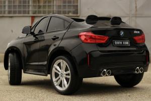 Masinuta electrica BMW X6M 12V XXL PREMIUM #Negru12